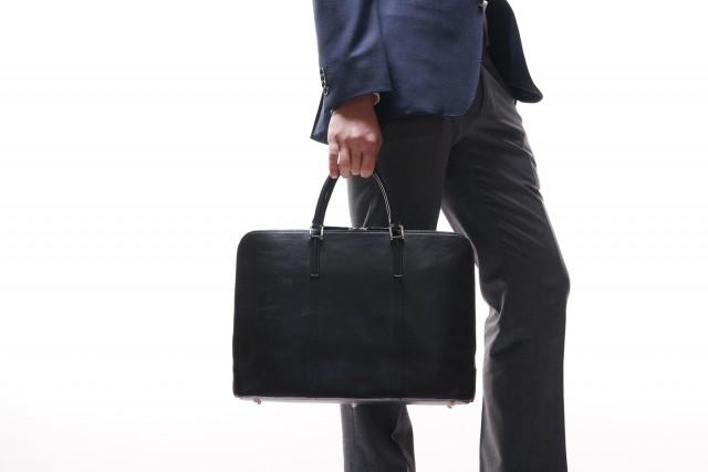 ビジネスレザーファクトリースマートビジネスバッグ