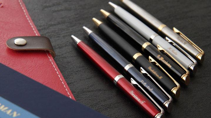 メトロポリタンエッセンシャルボールペン