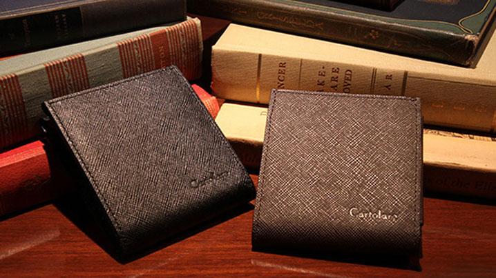 cartolare財布