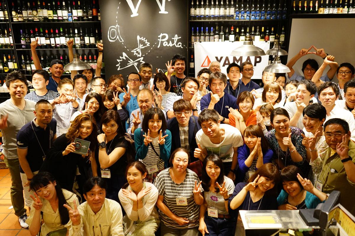 ビジレザPRESS-株式会社YAMAP春山氏インタビュー