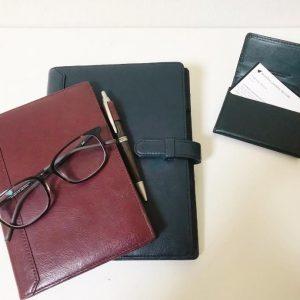 本革ノートカバーのおすすめブランド5選 デザイン・機能性・サイズ展開
