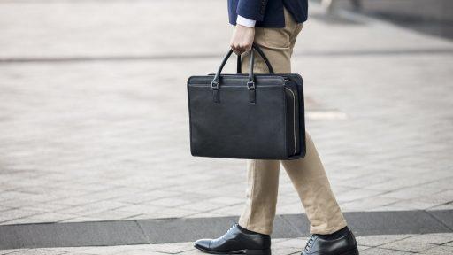 本革メンズビジネスバッグを比較!選ぶときの注意点