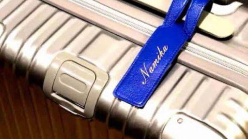 革製のネームタグがカッコいい!本革で1ランクアップなオススメを紹介