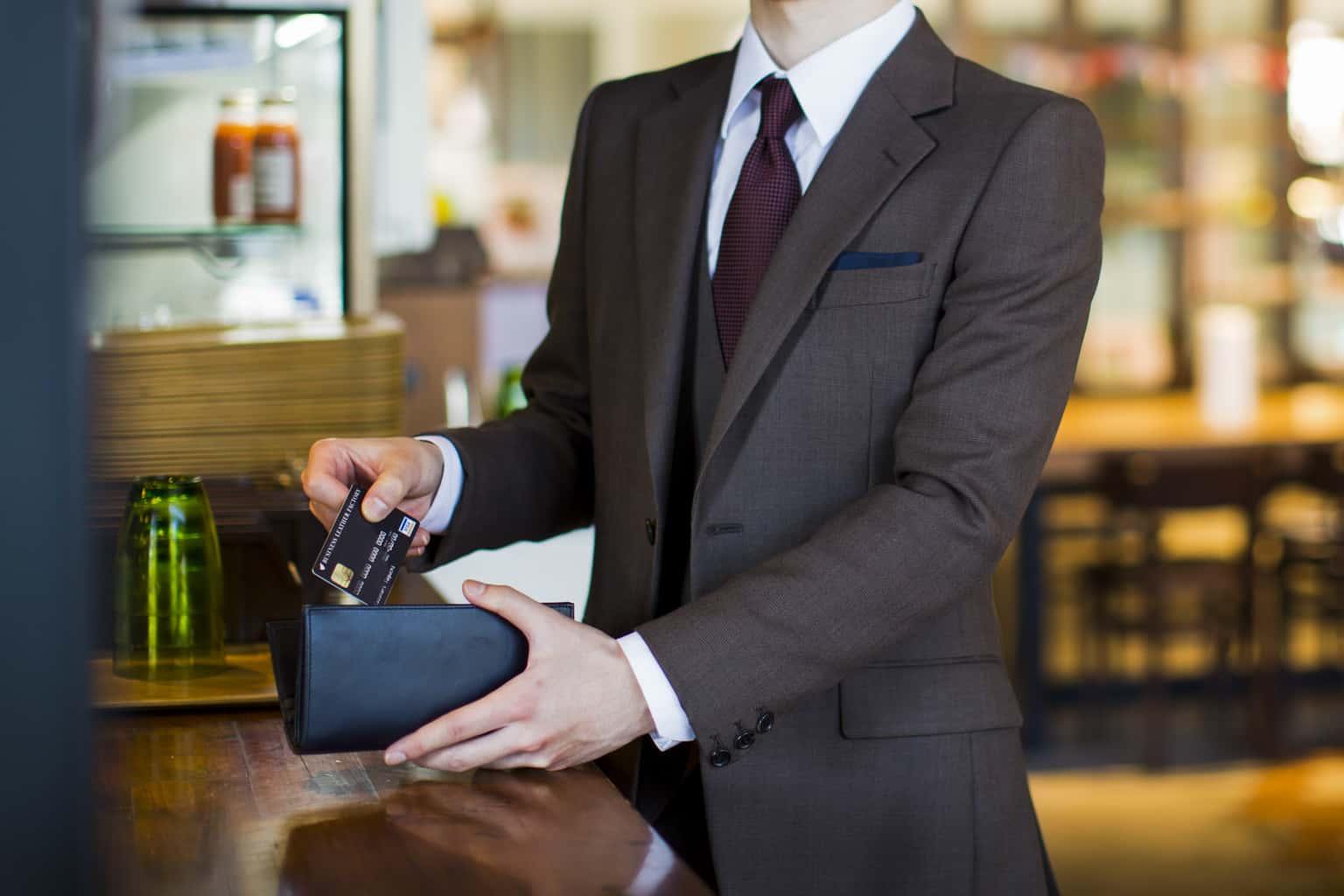 ビジネスレザーファクトリー 名入れ長財布