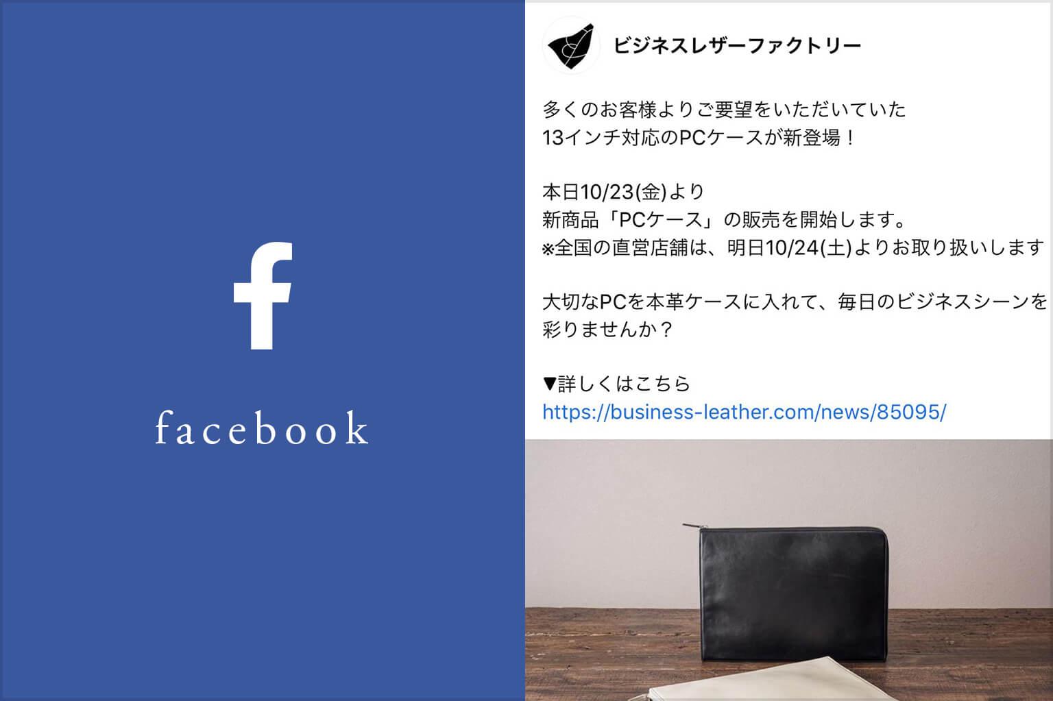 SNS Facebook