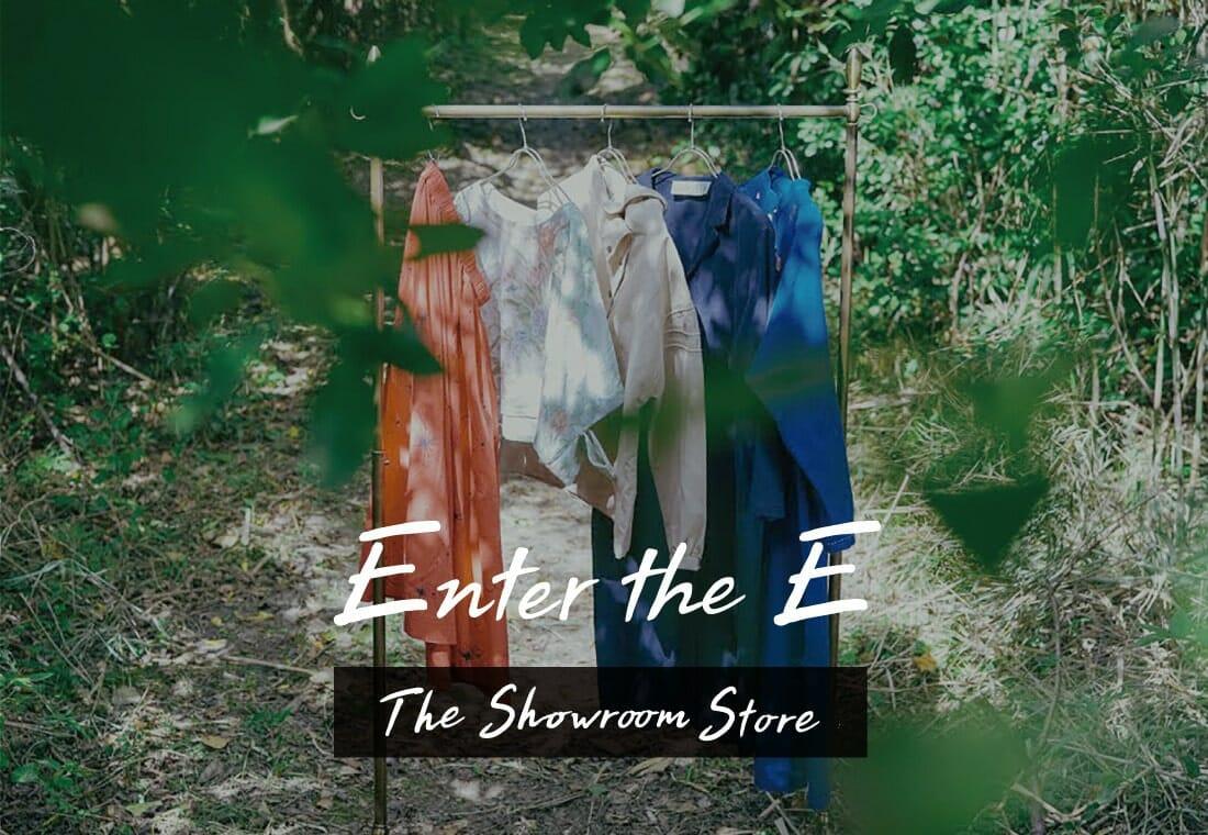 催事 コラボ Enter the E