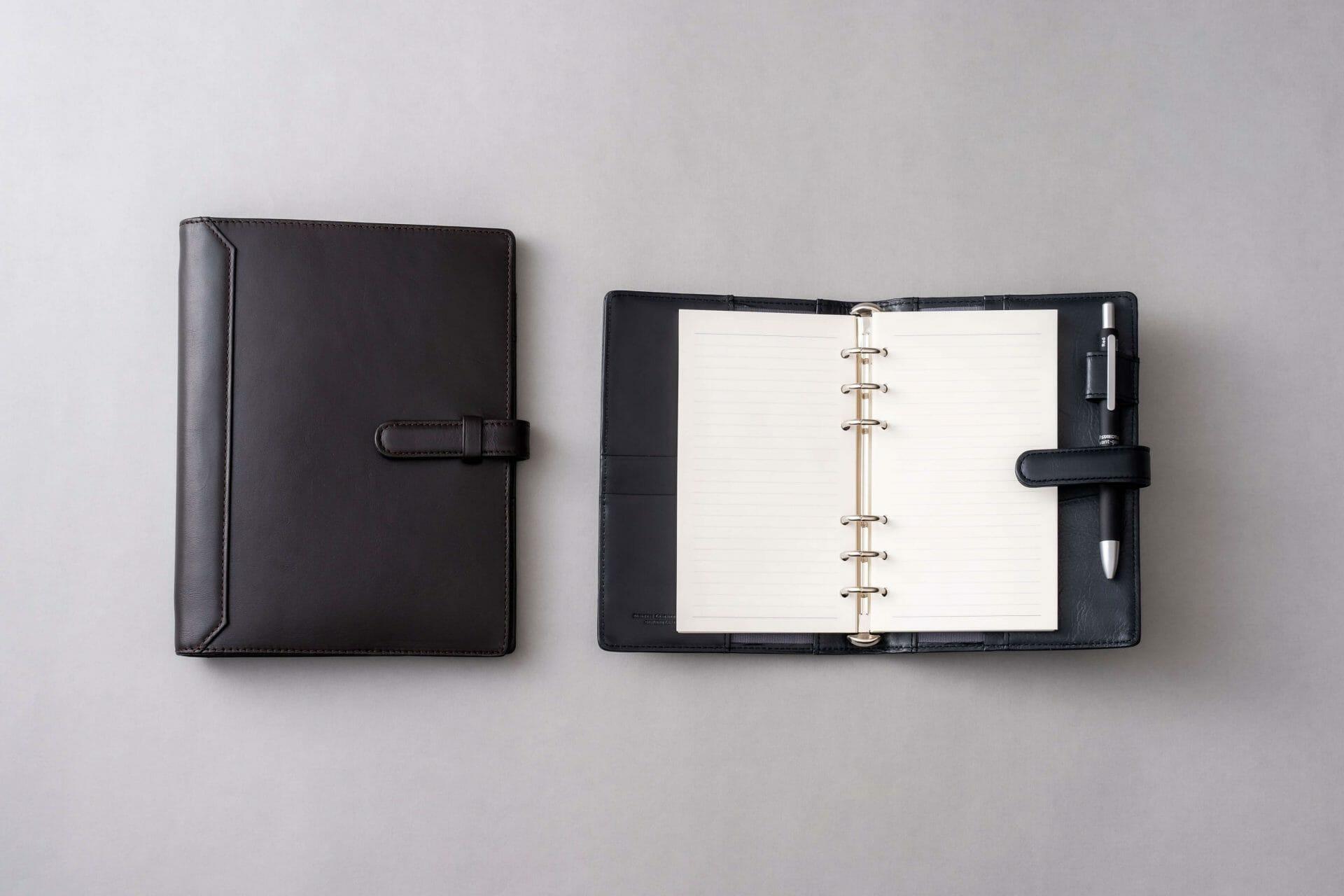 手帳 システム