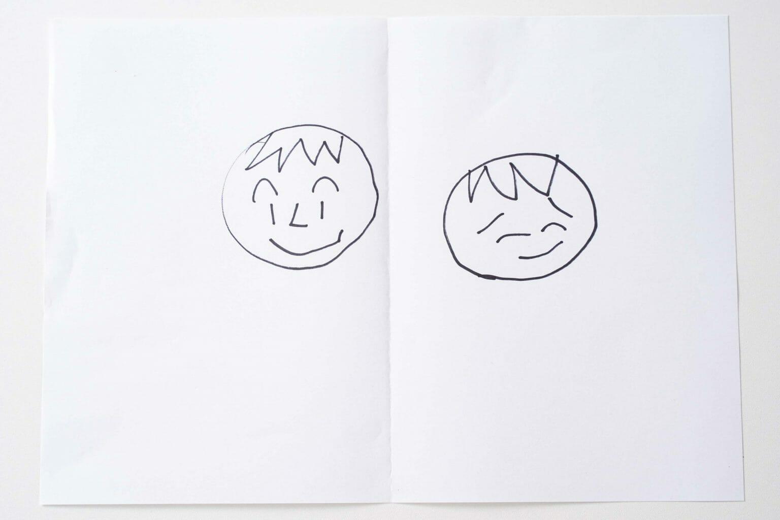 手描き刻印 例