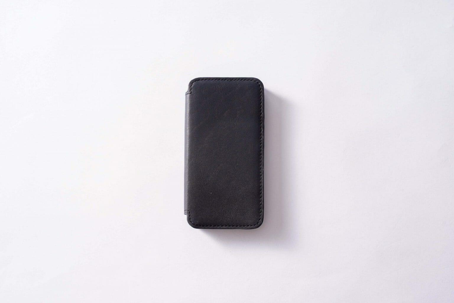 iPhone12手帳(ベルトなし)